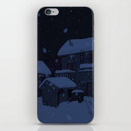 neighborhoods iPhone Skin