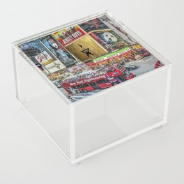Times Square II Special Edition I Acrylic Box