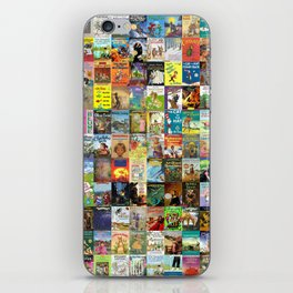 Children's Books iPhone Skin