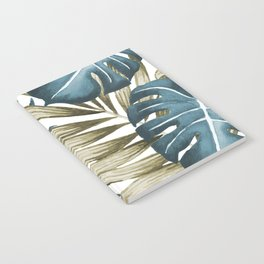 TROPICAL LEAVES 5 Notebook