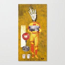 Nursing a Creative Block Canvas Print