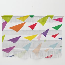 colored arrows Wall Hanging