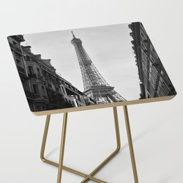 Been There, Shot That (Pt. 8 – Paris, France) Side Table