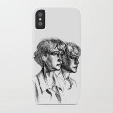 Carey iPhone X Slim Case