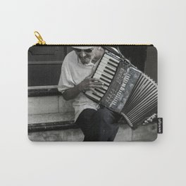 Music on the steps Carry-All Pouch