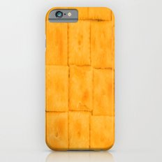 Cheese Crackers Galore iPhone 6s Slim Case