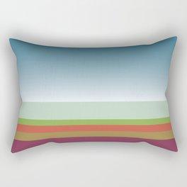 Santa Monica Horizon Rectangular Pillow