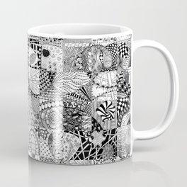 Doodling Together #2 Coffee Mug