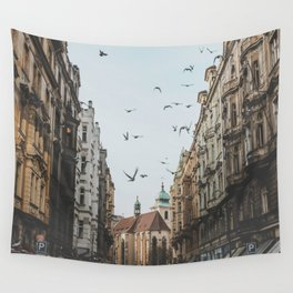 Prague, Czechia VI Wall Tapestry
