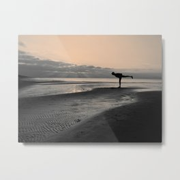 Sunset Surrealism  Metal Print