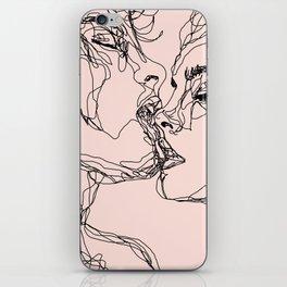 kiss more often iPhone Skin