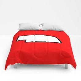 Nebraska Comforters