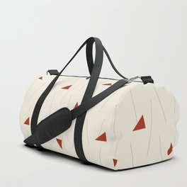 Minimal Winter Duffle Bag
