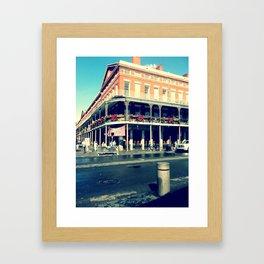 New Orleans Framed Art Print