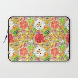 4160 Tuesdays Rainbow Botanicals Laptop Sleeve