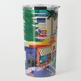 Town of Los Gatos (A Day in the Life) Travel Mug