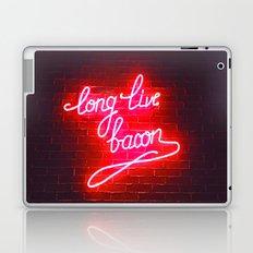 LONG LIVE BACON Laptop & iPad Skin