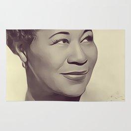 Ella Fitzgerald Rug