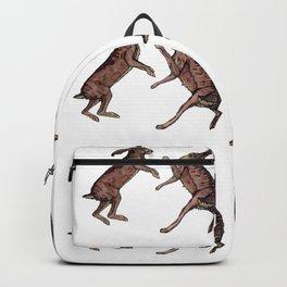 Gettin' HAREy Backpack