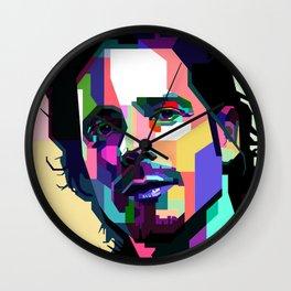 Chris Cornell Wall Clock