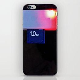 Night Shift iPhone Skin