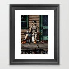 The Mungler Framed Art Print
