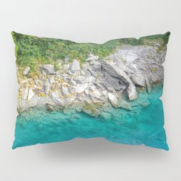 Turquoise Water, New Zealand #2 Pillow Sham