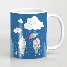 Cloudy With A Chance of Sprinkles Mug