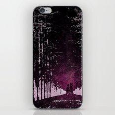 Close Encounter of the Purple Kind iPhone & iPod Skin