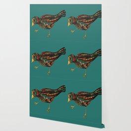 Mechanical Bird Wallpaper
