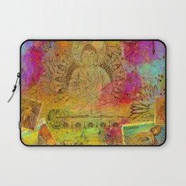 Ethereal Buddha Laptop Sleeve