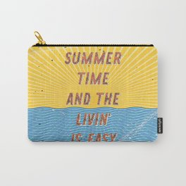 Summertime - A Hell Songbook Edition Carry-All Pouch
