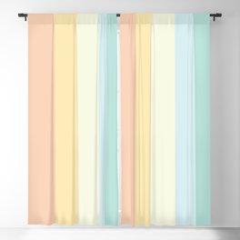 Color Harmony - Cotton Candy Blackout Curtain