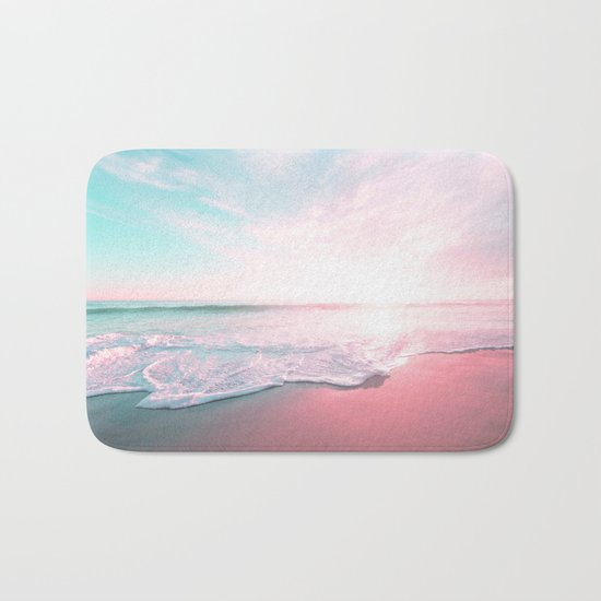 Ocean Love Bath Mat