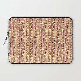 Peapods - Honeysuckle Gold Laptop Sleeve