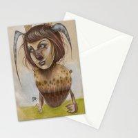 Beastie Stationery Cards
