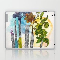 Brushtopia Laptop & iPad Skin