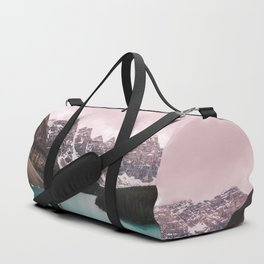 Moraine Lake Banff National Park Duffle Bag