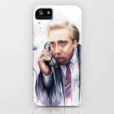 Nicolas Cage iPhone (5, 5s) Slim Case