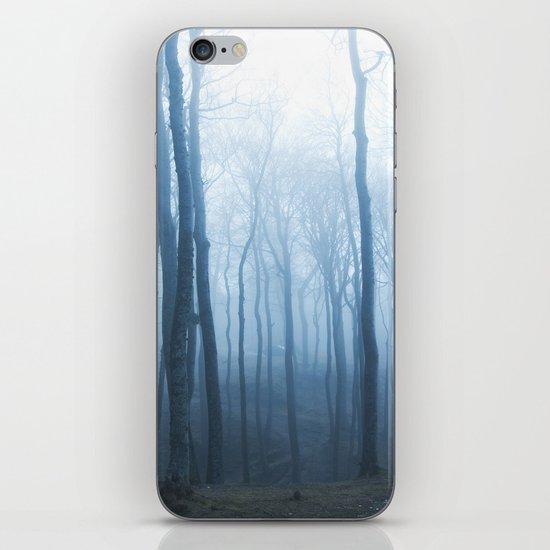 Foggy Woods #society6 #buyart iPhone Skin