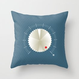This is Spinal Tap - Alternative Movie Poster Throw Pillow