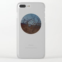 armor (back to unnatural) Clear iPhone Case