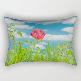 Beauty Nature Scene Photo Rectangular Pillow