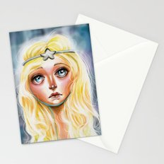 Celeste :: Pretty Little Scamp Stationery Cards