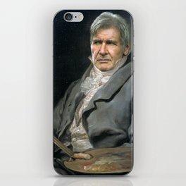 Goya Solo iPhone Skin