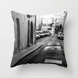 Always watching Throw Pillow