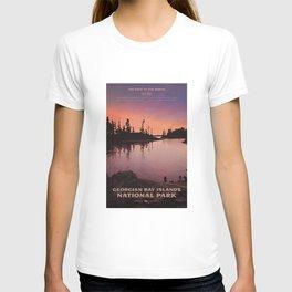 Georgian Bay Islands National Park T-shirt