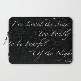 Stars Quote Laptop Sleeve