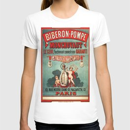 Vintage poster - Biberon-Pompe T-shirt