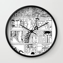 Probably Plaid: Complications with Who Wall Clock